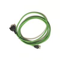 diagnostic multiplexer 2018 - MB Star C4 Lan Cable Diagnostic Cable Free Shipping for Benz Diagnostic Tool Diagnostics System Compact 4 Diagnosis Multiplexer