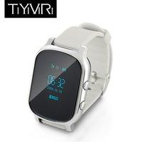 gps zaun großhandel-Intelligente Uhren wählen Anruf GPS Kind Smart Watch Kinder wasserdichte Geo Zaun Kinder Uhr mit Sim-Karte für 7