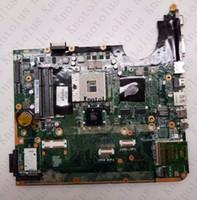 ingrosso schede madri hp pavilion dv7-605699-001 per HP PAVILION DV7 DV7-3000 scheda madre del computer portatile DDR3 Spedizione gratuita 100% test ok