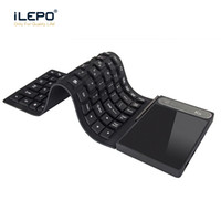 Wholesale windows internet online - 1 Piece K8 Windows TV Box GB GB With folding Soft Keyboard Touch pannel Dual WIFI Real K Internet Streaming Media Player