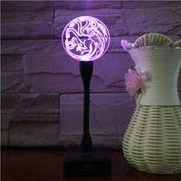 Wholesale dragon cards for sale - Dragons Mini USB D light Lamp Flexible Neck USB Powered RGB Light DC V