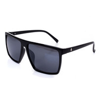 d1da6dc73b880 Marca Designer Homens Crânio Óculos De Sol Das Mulheres Do Vintage Espelho  Quadrado Óculos de Sol Oculos De sol Atacadista Drop Shipping Atacadista