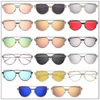 Wholesale Korean Men Sun Glass Fashion - Fashion Korean Sunglasses Unisex Riding Outdoors Beach Sun Glasses Driving UV400 Glasses Outdoor Eyewear CCA9313 10pcs