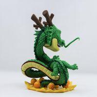 Wholesale q kid - FUNKO POP Toy Dragon Ball Z Earth Dragon POP Q Version Doll Model Free shipping Kid Toy