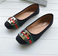обувь для дома оптовых-Женщины Ggbrand плоские туфли слайд летняя мода широкий плоский скользкий с толстыми сандалии тапочки дом шпильки флип-флоп с шипом для женщин