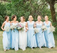 Wholesale Bridesmaid Dresses Different Styles