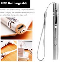 led mini lampe de poche rechargeable livraison gratuite achat en gros de-USB Rechargeable Pocket Mini LED lampe de poche ronde lune forme Penlight Torch Light Noël anniversaire cadeau livraison gratuite