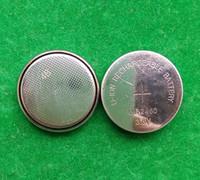 pacote de bateria recarregável de 3.6v venda por atacado-Bateria recarregável da pilha do botão da moeda do íon do lítio 3.6V LIR2450, poder superior embalagem selada da bandeja