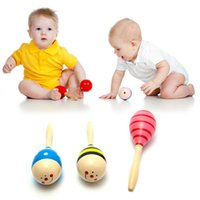 Baby Shaker Sand Hammer Toy Dynamic Rhythm Stick Baby Rattles Kids Musical Party Favor Musical Instrument Toys For 0-12months Reputation First Toys & Hobbies