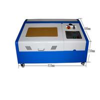 corte laser grabado al por mayor-Venta al por mayor USB corte máquina de artesanía máquina de grabado Pequeño corte grabado ordenador láser máquina de grabado