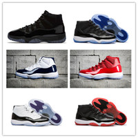 Wholesale woman boots 11 - 20189 11 Prom Night Space Jam Win Like 82 96 Bred Basketball Shoes Sports Shoes Wholesale Concord Women mens 45 Athletics Boots Sneakers