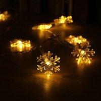 fa57ffeaff8 Venta al por mayor de Copos De Nieve Solares Llevados De La Navidad -  Comprar Copos De Nieve Solares Llevados De La Navidad 2019 for sale baratos  de ...