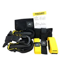 Wholesale strength fitness equipment resale online - TRP Resistance Bands Crossfit Strength Hanging Training Straps Home Fitness Equipment Exerciser Workout Sports Belt P1 P2 P3