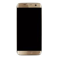 ingrosso digitalizzatore per samsung-TPFIX S7 EDGE LCD per Samsung Galaxy S7 Edge LCD Digitizer Assembly Display LCD originale Touch Screen PANEL