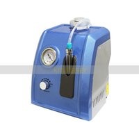 Wholesale used jets - 70Kpa 3 in1 vacuum hydra facial diamond microdermabraasion water jet facial skin peel jet peel personal home use machine