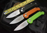2018 LUDT 135 folding knife D2 blade 6061-T6 Aluminum handle outdoor camping hunting Pocket EDC tools Knives