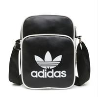 bandolera casual para hombre al por mayor-Diseñador de la marca Cross Body Bags con LetterStripes Impreso 3 Modelos Single Shoulder Bags para hombres Luxury Cross-Body Bag Unisex
