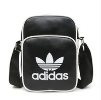 luxus-marken cross-body-taschen großhandel-Marke Designer Cross Body Taschen mit LetterStripes Gedruckt 3 Modelle Einzelner Schulterbeutel für Männer Luxus Cross-Body Bag Unisex