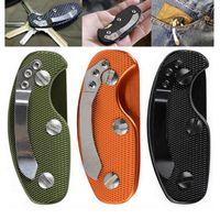 Wholesale key organizer edc resale online - Key Ring Holder Organizer EDC Folding Keys Organizer Pocket Aluminum Key Holder Organizer Clip Folder Keyring Pocket Tool KKA4277