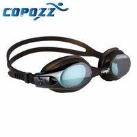 5873334b2e4 Copozz Myopia Swim Goggles Swimming Glasses Anti Fog UV Protection Optical  Waterproof Eyewear for Men Women Adults Sport