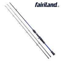 pesca, atração, fundição venda por atacado-Fairiland 1.83 / 1.98 / 2.1 m m poder de carbono baitcasting haste 2 SEC vara de pesca isca pólo de pesca isca de fundição equipamento de pesca