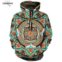 Wholesale plus size clothing skulls for sale - Geometric D Hoodies Men Women Fashion Long Sleeve Autumn Winter Plus Size Clothing Casual Hip Hop Streetwear Hoodie Sweatshirt Y1890303
