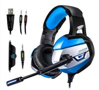 Wholesale tablets for gaming for sale - Group buy ONIKUMA K5 Gaming Headset For PS4 Xbox One PC Tablet Computer With Mic Stereo Noise Cancelling Headphones Free DHL