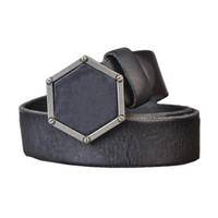 Wholesale active p - New Fashion Men Women Genuine Leather P Belt Luxury buckle 100% Cowhide Brand Designer Q Belts For Men gift