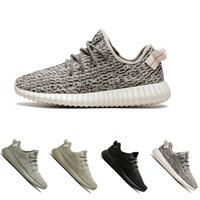 Wholesale pvc marketing - 2018 Summer New 350 V1 Turtle Dove Running Shoes Supply Kanye West Shoes Accessories Sports Running Shoes Pirate Black Moonrock Sport Market