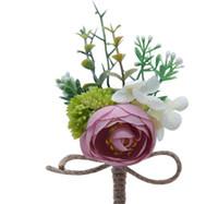 cinta decorativa flores al por mayor-Novias, brocados, cintas, flores, nuevas cajas de regalo decorativas, flores de simulación