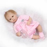 bebek kızı doğum günü hediyesi toptan satış-Toptan-NPKCOLLECTION reborn premie Toptan Kızlar Için Gerçekçi Reborn Baby Doll Doğum Günü Hediyesi el uygulanan tiftik
