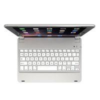 ipad air2 tablet оптовых-F17 в ротации шлицевая ключи Bluetooth клавиатура 78 смарт покоя беспроводная клавиатура для iPad Pro9.7 Air2 Планшет Ноутбук