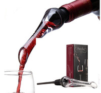 Wholesale news glass - News Eagle Wine Aerator Pourer Premium Aerating Pourer and Decanter Spout Premium Wine Decanter Wine Aerator Essential Accessories Tool