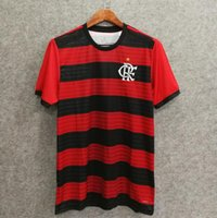 diego grátis venda por atacado-Livre navio 18 19 flamengo jersey Flamengo Jersey 2018 2019 Brasil DIEGO GUERRERO Fora ZICO ELANO HERNANE camisas de futebol esportes camisa chlid