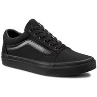 Wholesale Old Schools - Black Sneakers For Women Mens Low Cut Skateboard school Casual Sneakers Old Skool Canvas Shoes 36-44