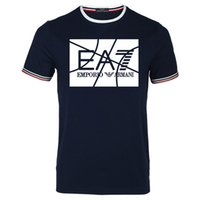 Wholesale state clothing online - Italian brand the latest fashion brands in Europe and the United States digital printing cotton multi color optional summer clothes fre