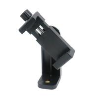 stativhalterung für handy großhandel-Stativhalterung Handy Clipper vertikale Halterung Smartphone Clip Halter 360 Adapter für iPhone 7 plus iPhone 8
