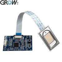 leitor de impressões digitais usb venda por atacado-CRESCER R303 Scanner de módulo de sensor de controle de acesso de reconhecimento de impressão digital USB com SDK livre