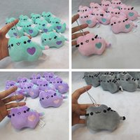 Wholesale Mouse Cartoon Baby - kids baby Kawaii Pusheen Cat Plush Doll toys cartoon anime Stuffed Animal Toy For girl Child children cute pendant gift 2018