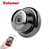 ip-kameras wireless klein großhandel-Neue Q1 720p VR Mini Kamera Wireless WIFI Infrarot Nachtsichtkamera IP Kleine Kamera Bewegungserkennung