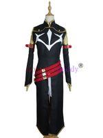 Wholesale custom code geass cosplay online - Code Geass R2 C C Black Dress Set Cosplay Costume L005