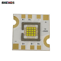 Wholesale 4pcs Fast Shiping LED Chips Gobo W for LED Spot W Lighting SHEHDS