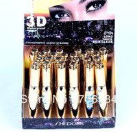 Wholesale 24 pcs mascara for sale - Group buy Mascara Brand Eyelash Mascara Volume Express False Lash Effect Rapid Lash Extension Mascara For The Eyes Waterproof