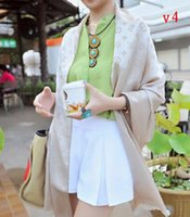 Wholesale Ivory Headbands - 20 color Brand Scarves Women Silk Scarf Woman Warm Wraps Lady's Shawl SIZE 190*70cm