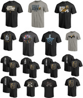 Wholesale big tall men - NHL T-shirt Vegas Golden Knights 2018 Stanley Cup Playoffs Bound War Room Big & Tall Home Ice Advantage Tri-Blend Shirt