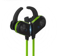 Wholesale Design Headphones - S20 Bluetooth headphones Magnetic Control Design For Music Calling Sport Wireless Headset Stereo Bluetooth Earphone for iphone