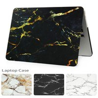Wholesale 17 inch macbook pro hard case for sale - Group buy For Macbook Air Pro Retina full series Laptop Case New Hard Marble Full Protective Laptop Cover