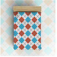 клетчатая фланелевая ткань оптовых-Flannel Fleece Blanket Lightweight Cozy Bed Sofa Blankets Super Soft Fabric Plaid Pattern, Simple Design