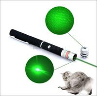 lasers d'extérieur vert bleu rouge achat en gros de-2 en 1 stylo laser violet bleu violet chat chat jouet vert visible lazer diode en plein air tactique led lumière rouge faisceau outils de formation