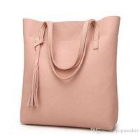 Wholesale cheap pu handbags - Fashion Shoulder Bags Men Women Leather Bags Brand Designer 413 Famous HandBag Ladies Bags 32636 Cheap Sale
